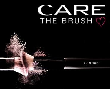Care the brush
